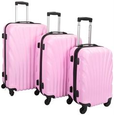 Billig rosa resväska  7ba13a8d352f7